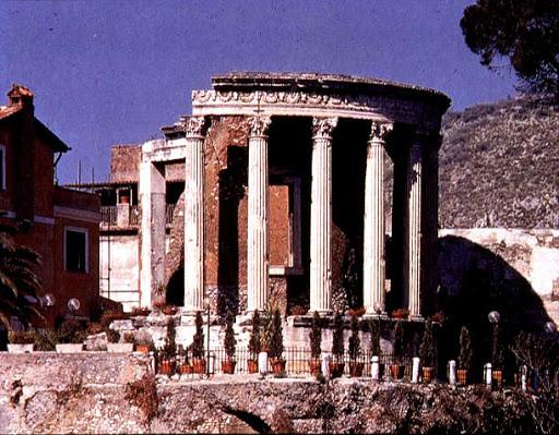 معماري جهان و معماري روم