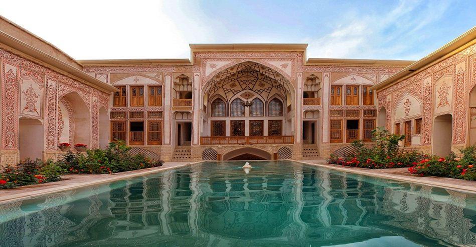 اصول معماری ایرانی