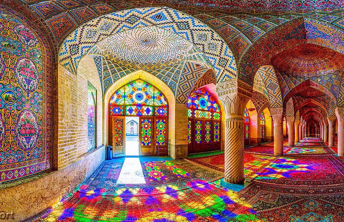 کاربرد نور در معماری-بازشوها