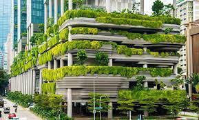 معماری سبز-معماری پایدار-بام سبز-هایتک