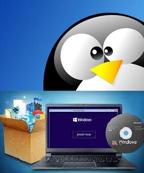 امنیت سیستم عامل یونیکس و ویندوز
