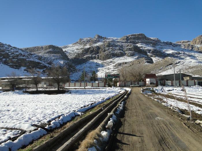 روستا علی آباد سیدان مرودشت