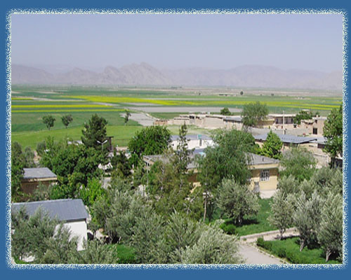 روستای بیضا