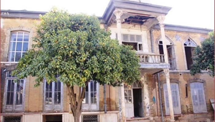 خانه علی اکبر برکت