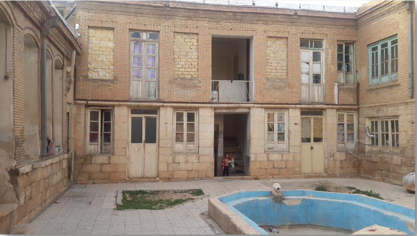 تحلیل خانه احمد روحانی