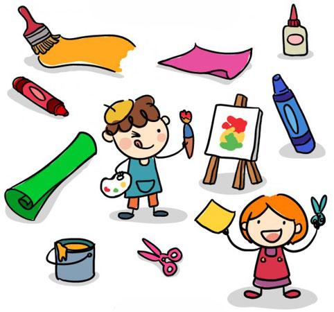 بررسی هنر کودکان