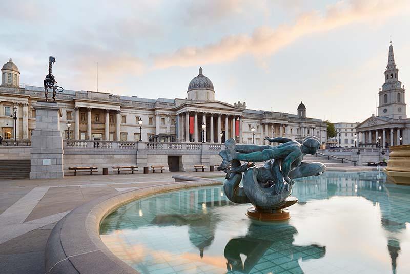 میدان ترافالگار لندن