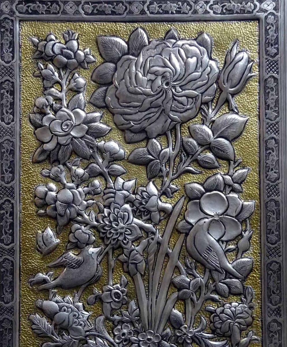هنر تزئینی در دوره قاجاریه