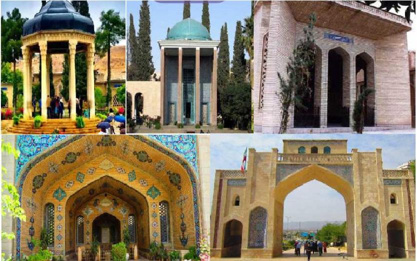 بررسی معماری آرامگاه در ایران