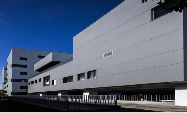 دانشگاه معماری ترونگ وان هوشی مین تایلند