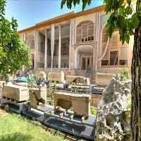 باغ و موزه سنگ چهل تنان