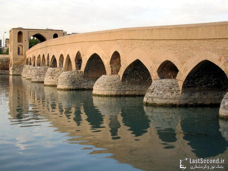 پل های تاریخی کشور ایران