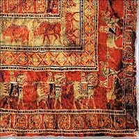 اسطوره در نقوش فرشهای سنتی فارس