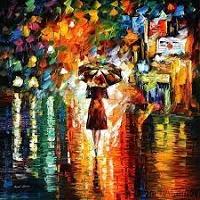 تابلوی از ملکه ی باران تا عشقی دوباره لئونید افرمو