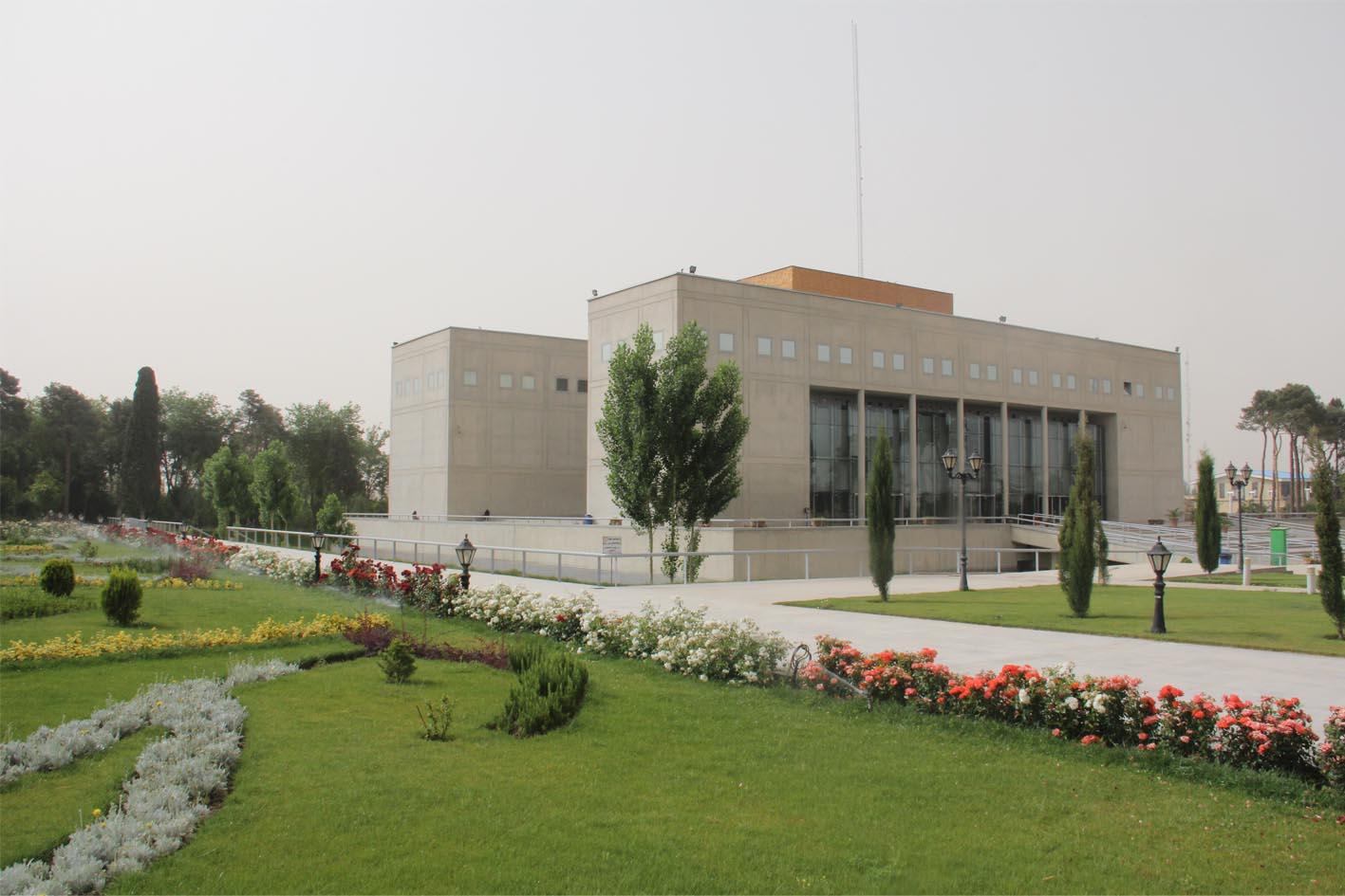 کتابخانه ملی شیراز