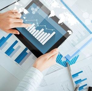 بررسی عملیات سیستم حسابداری دیجیتال
