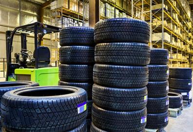 گزارش کارآموزی در کارخانه تولید لاستیک