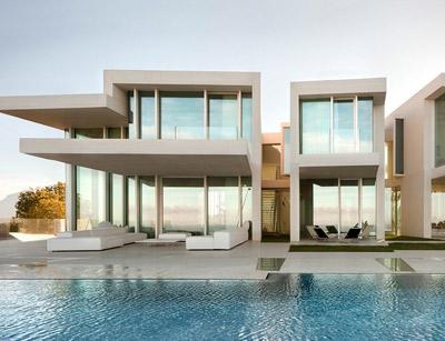 بررسی مینیمال در معماری