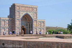 آرامگاه الغ بیگ و عبدالرازق