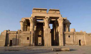 بناهای سنگی در مصر باستان