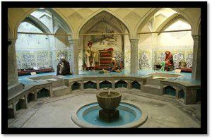 حمام ترکی-معماری عثمانی