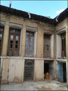 آسیب شناسی خانه محمدی شیراز