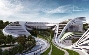معماری اکوتیک