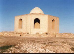 آرامگاه قبه الصلیبیه در سامرا