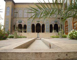 خلوت کریم خانی-کاخ گلستان
