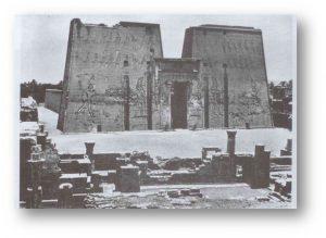 معبد هوروس