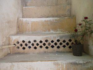 پله های شباک