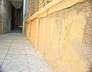 سنگ گندمک-خودبسندگی در معماری ایرانی