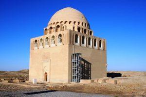 مقبره سلطان سنجر مرو
