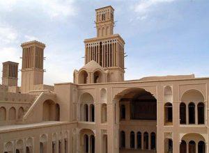 معماری اقلیم گرم و خشک
