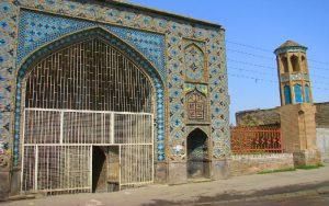 سردر-حاج کاظم قزوین