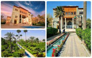 معماری باغ دلگشا
