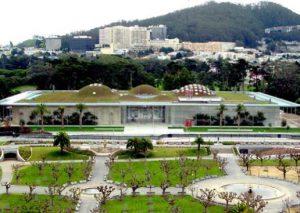 آکادمی علوم کالیفرنیا-توسعه پایدار