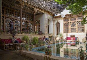 خانه فروغ الملک(موزه هنر مشکین فام)