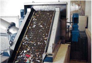 آشغالگیر-تصفیه آب