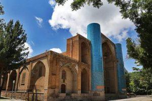 مجوعه تاریخی شیخ شهاب الدّین محمود اهری در تبریز