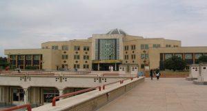 معماری فرهنگسرا دانشجو یا شفق