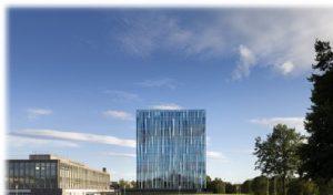 دانشگاه آبردین کتابخانه جدید در انگلستان