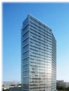 مرکز ویستا ساختمان اداری در آمریکا