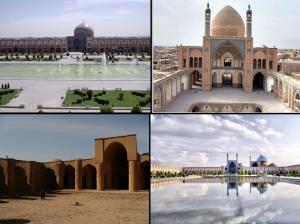 معماری مساجد در دوره صفوی