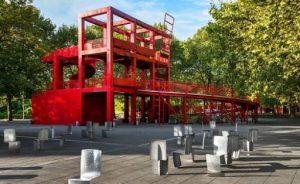 تحلیل پارک دولاویلت پاریس