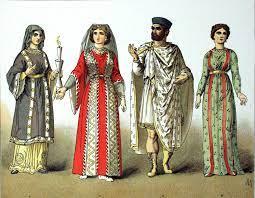 تاریخ لباس و پوشاک در ایران باستان