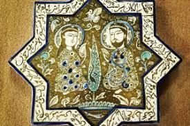 نقوش تزئینی دوران ساسانیان