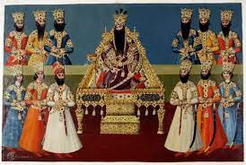 پوشش سر در عهد زندیه تا سلطنت فتحعلی شاه